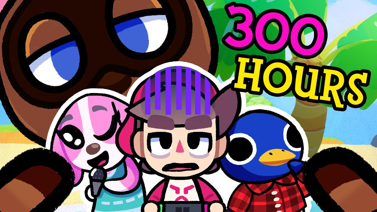 Download I Played Animal Crossing for 300 Hours