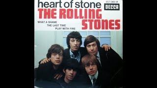 The Rolling Stones   Heart of stone    1965.   ( B.B. le 06/042019 ).