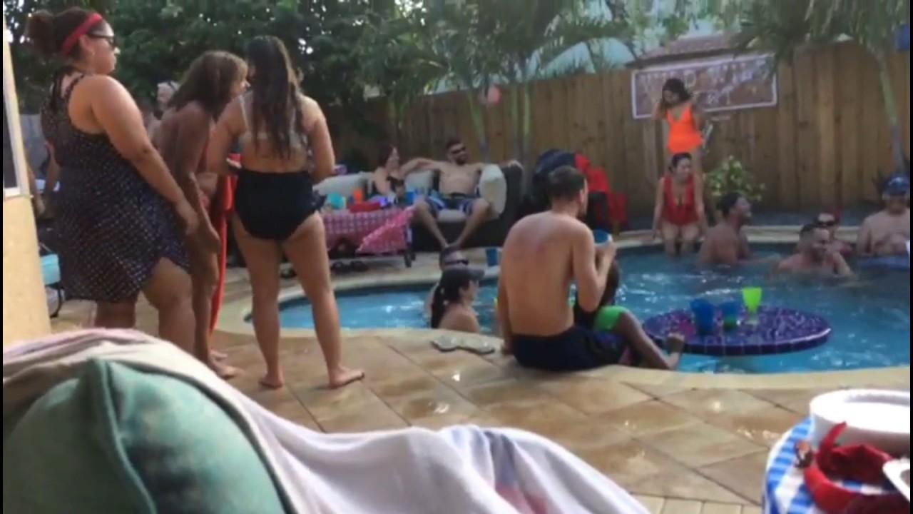 ASU Vue Pool Party - YouTube
