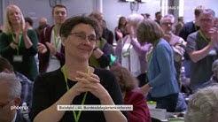 Bewerbungsrede Michael Kellner und Wahl zum Bundesgeschäftsführer der Grünen am 16.11.19
