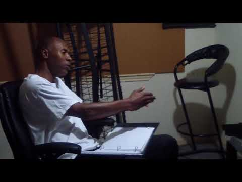 K-Rino Interview in the Studio with Lil' D of Blockkingz Entertainment