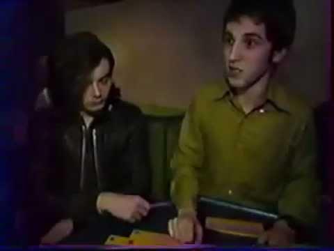 Daft Punk interview (sans masques - unmasked) 1995