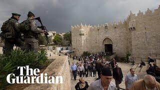 Jerusalem violence: