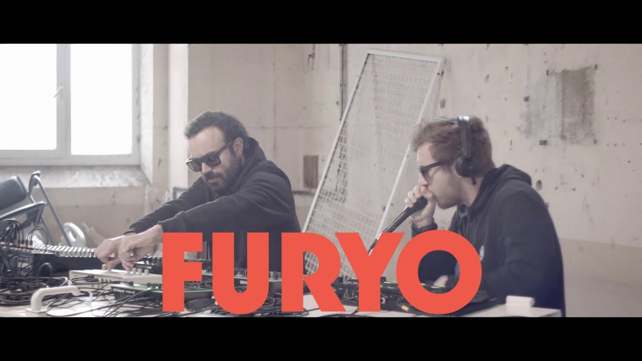 Session live du duo electro Furyo