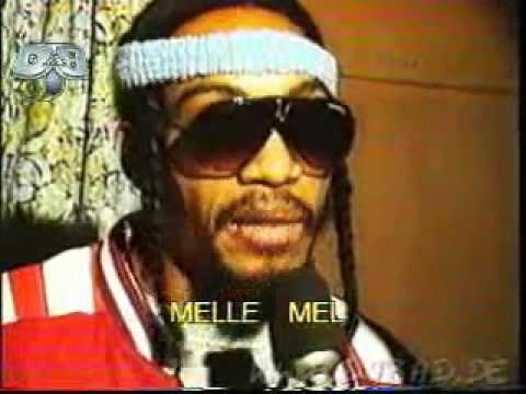 The Greatest MC Of All Time! (Hip-Hop / Hiphop / Rap) 1988 Intv. + Freestyle