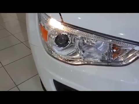 Mitsubishi ASX 2016 - avaliação