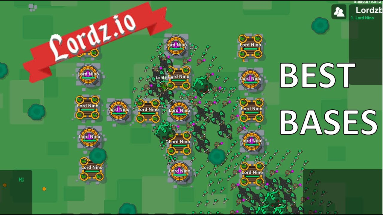 Download BEST LORDZ.IO BASE STRATEGY TO WIN
