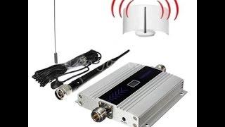 Тест китайского репитера для стандарта GSM-900(Проверка проводится с использованием более мощной антенны (усиление 15 dB), так как стандартный штырь на магн..., 2015-10-10T17:47:59.000Z)