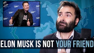 Elon Musk Is Not Your Friend - SOME MORE NEWS