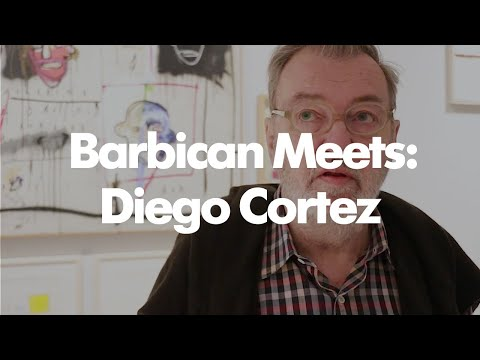 Barbican Meets : Diego Cortez at Basquiat: Boom for Real