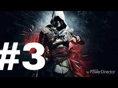 ASSASSINS CREED IV ♤{black flag}♤ Part 3