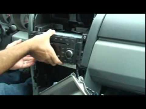 2011 Dodge Caravan Wiring Diagram Mygig 2008 Dodge Avenger Install Youtube