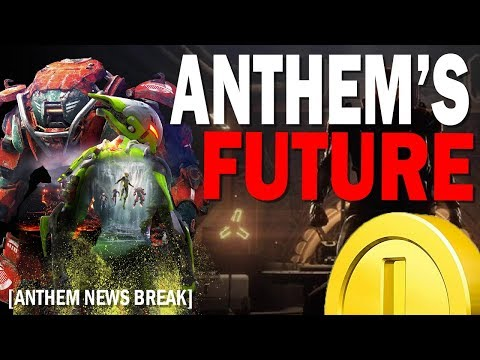 The Future of Anthem | Overview and Thoughts on Anthem's 90 Content Roadmap