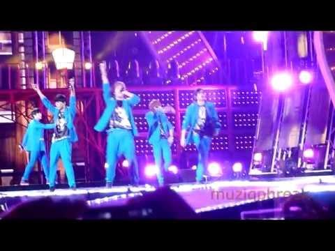 [HD FANCAM] B1A4- Baby Goodnight 130316 Korean Music Wave Bangkok 2013