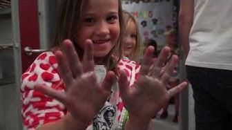 Kiilto opettaa lapset pesemään kädet oikein