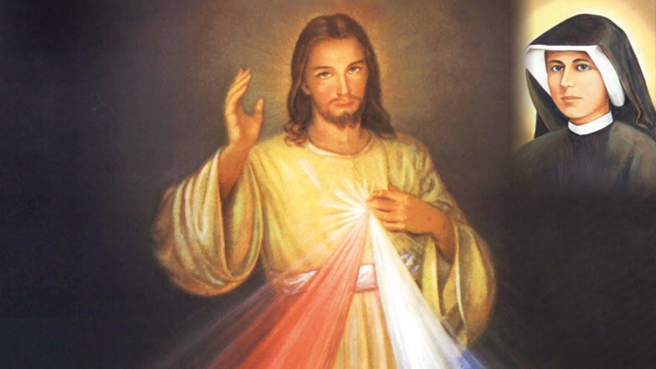 Lundi 13  juillet- Chapelet de la Miséricorde en direct à 15h avec Etoile Notre Dame.