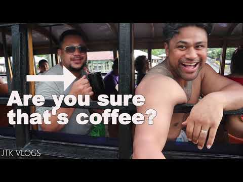 'WE'RE IN SAMOA' - EPISODE 3: OUR SAMOAN EXPERIENCE IN SAVAI'I