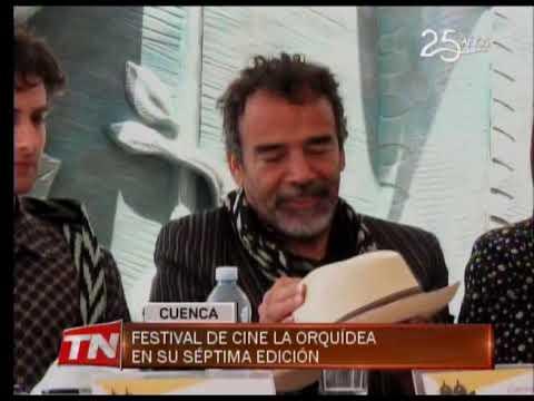 Festival de Cine La Orquídea en su séptima edición
