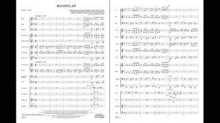 HandClap arranged by Johnnie Vinson