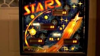 Stern STARS pinball machine: coin mechs, tilt & slam tilt