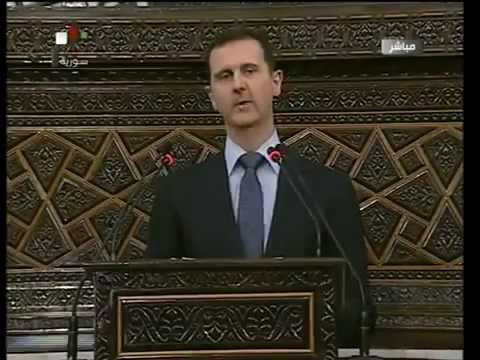 Bashar al-Assad speech, 3 June 2012 - (Arabic, partially ENG-ITA translated in the description)