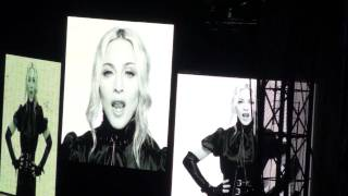 madonna get stupid sticky amp sweet tour o a k a live in athens hd