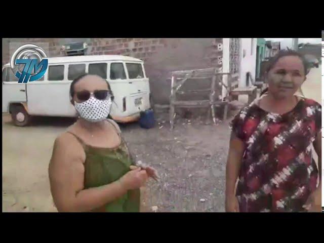 """UMBURANAS: MORADORES FAZEM APELO E PEDEM ATENÇÃO DO PODER PÚBLICO. """"ESTAMOS ABANDONADOS"""", DISPARAM."""