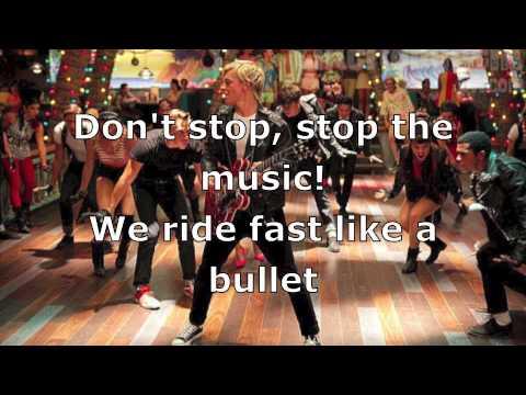 Cruisin for a Bruisin - Teen Beach Movie (Lyrics)