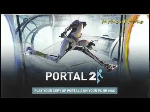 How to Activate Your Free Copy of Portal 2 for PC