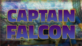 "CAPTAIN FALCON (""Captain Planet"" from Captain Planet) 