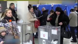 Выборы на оккупированных территориях и срыв международных договоренностей  - Антизомби