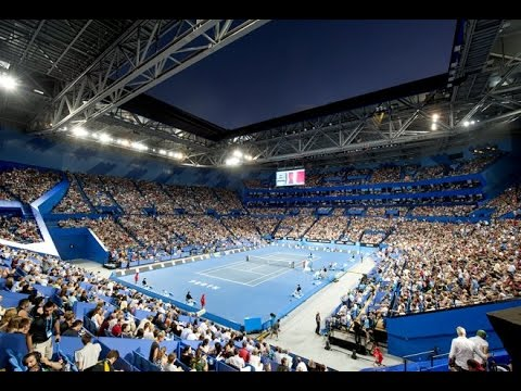 Top 10 Tennis Courts By Capacity In The World