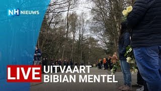 LIVE 🔴Uitvaart Bibian Mentel