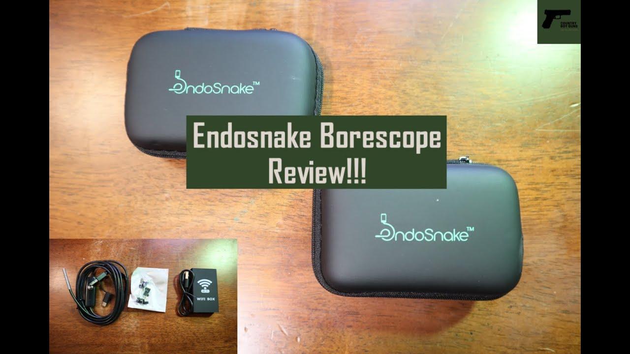 Endosnake Borescope Review
