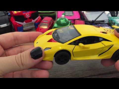 Oyuncak Arabalar | Yeşil Araba | Kırmızı Araba | Sarı Araba | Turuncu Araba | Mavi Araba