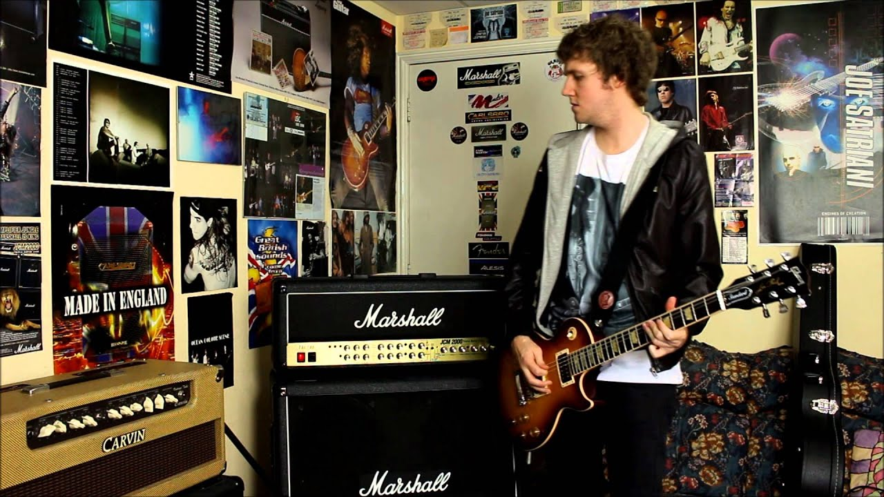 marshall jcm 2000 tsl 100 classic rock riffs demo with gibson les paul 2008 standard youtube. Black Bedroom Furniture Sets. Home Design Ideas