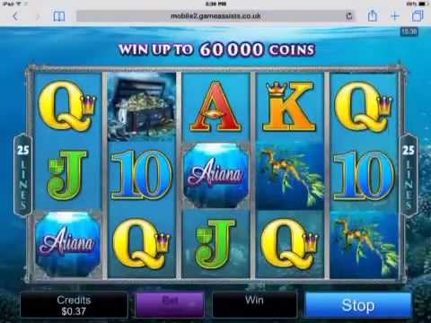 I Am Done With Microgaming Only Casinos! That's It!! ARIANA SLOT!