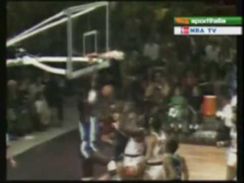"""Walt Bellamy """"Big Bell"""" basketball video"""