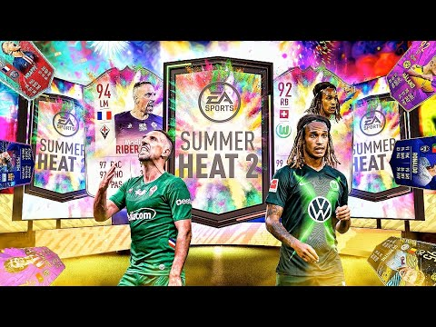 FIFA 20 Summer Heat 2 Pack Opening!
