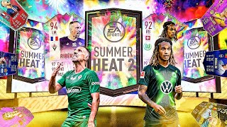FIFA 20 Summer Heat 2 Pack Opening!