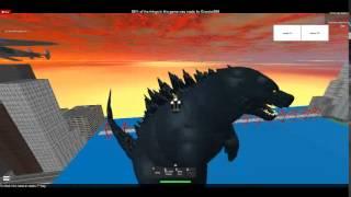 Godzilla Blutz