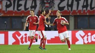 Австрия – Уэльс – 2:2 Видео всех голов. Отборочный матч к чемпионату мира 2018. 2-й тур 06.10.2016(В ХОРОШЕМ качестве на сайте ..., 2016-10-06T22:59:19.000Z)