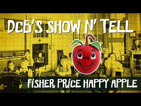 The Fisher Price Happy Apple And How It Works