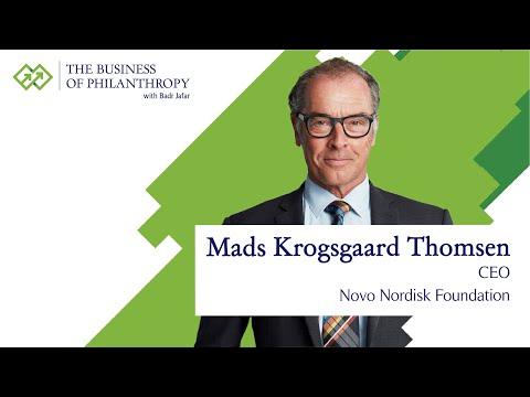 Mads Krogsgaard Thomsen; A Conversation with Badr Jafar