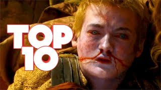 10 Most Satisfying Game of Thrones Deaths (So Far) | Best Moments of Death in Game of Thrones