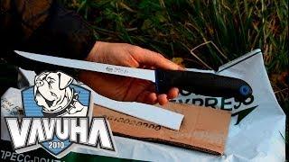 Распаковка ножей Mora и Buck.