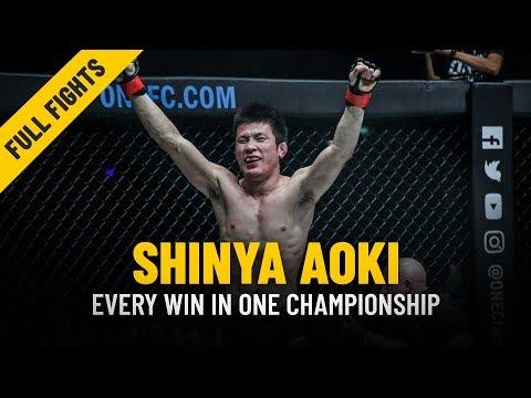 Every Shinya Aoki Win | ONE: Full Fights