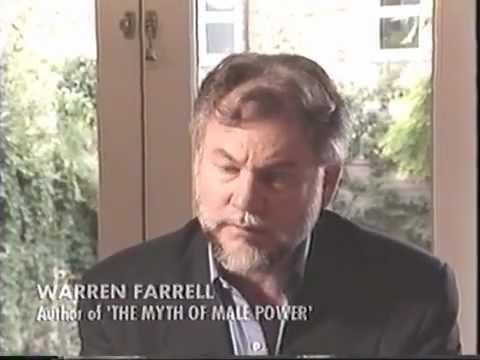 Dr. Warren Farrell on BBC: Five Myths About Men & Male Power