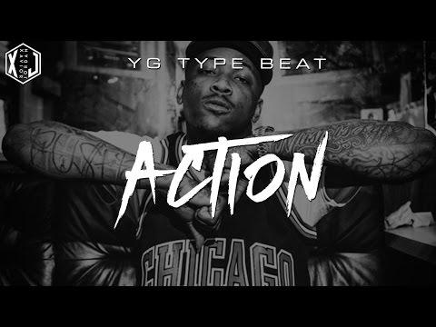 YG x Meek Mill x Drake Type Beat - Action [Prod. by XaviorJordan]