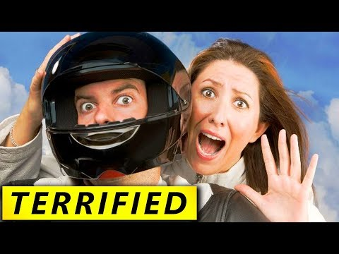 7 Reasons People are SCARED of Motorcycles